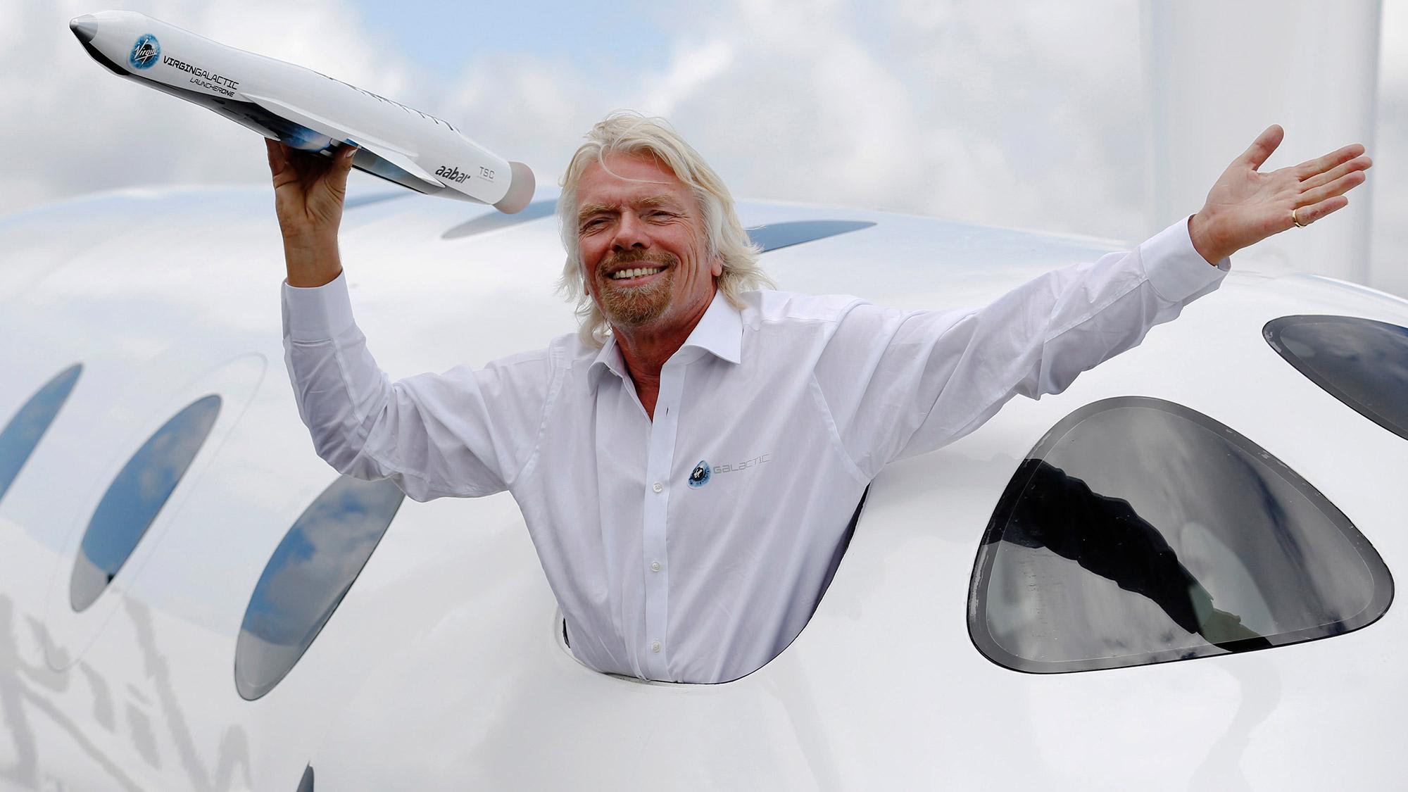 3 Famous Business Celebrities
